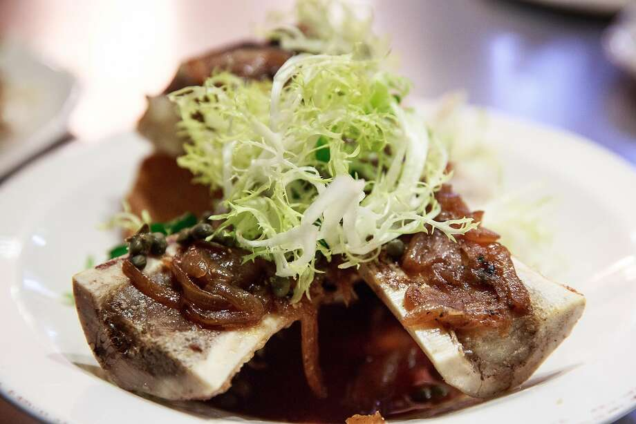 French onion bone marrow at Empress Tavern in Sacramento. Photo: Max Whittaker/Prime, Special To The Chronicle