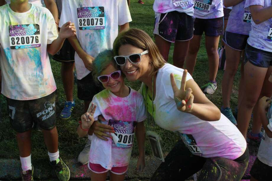 Norwalk Color Vibe 5K was held onAugust 20, 2016at Veterans Park. Runners were splashed with colors as they ran the 5K, and it all culminated in a dance party at the finish line. Were you SEEN? Photo: Matt Stevens