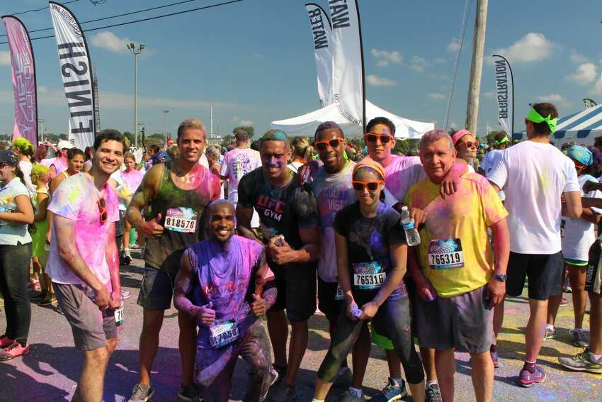 Norwalk Color Vibe 5K was held onAugust 20, 2016at Veterans Park. Runners were splashed with colors as they ran the 5K, and it all culminated in a dance party at the finish line. Were you SEEN?