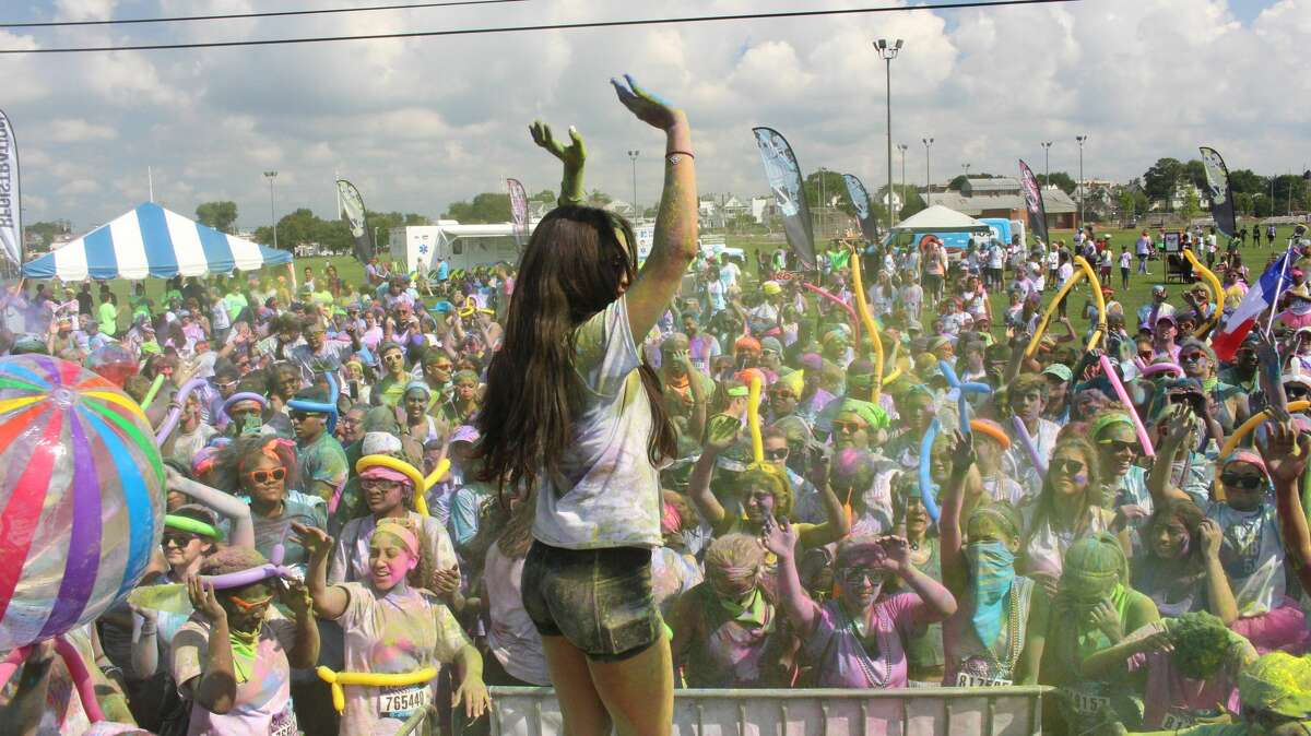 Norwalk Color Vibe 5K was held on August 20, 2016 at Veterans Park. Runners were splashed with colors as they ran the 5K, and it all culminated in a dance party at the finish line. Were you SEEN?View more photos