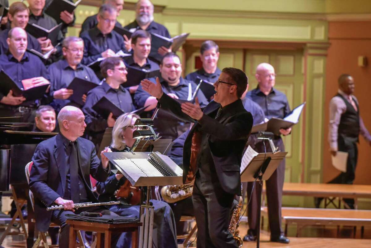 Albany Pro Musica's Artistic Director, Dr. José Daniel Flores-Caraballo, is inviting experienced singers to audition for the Concert Chorus and Masterworks Chorus. (Submitted photo)