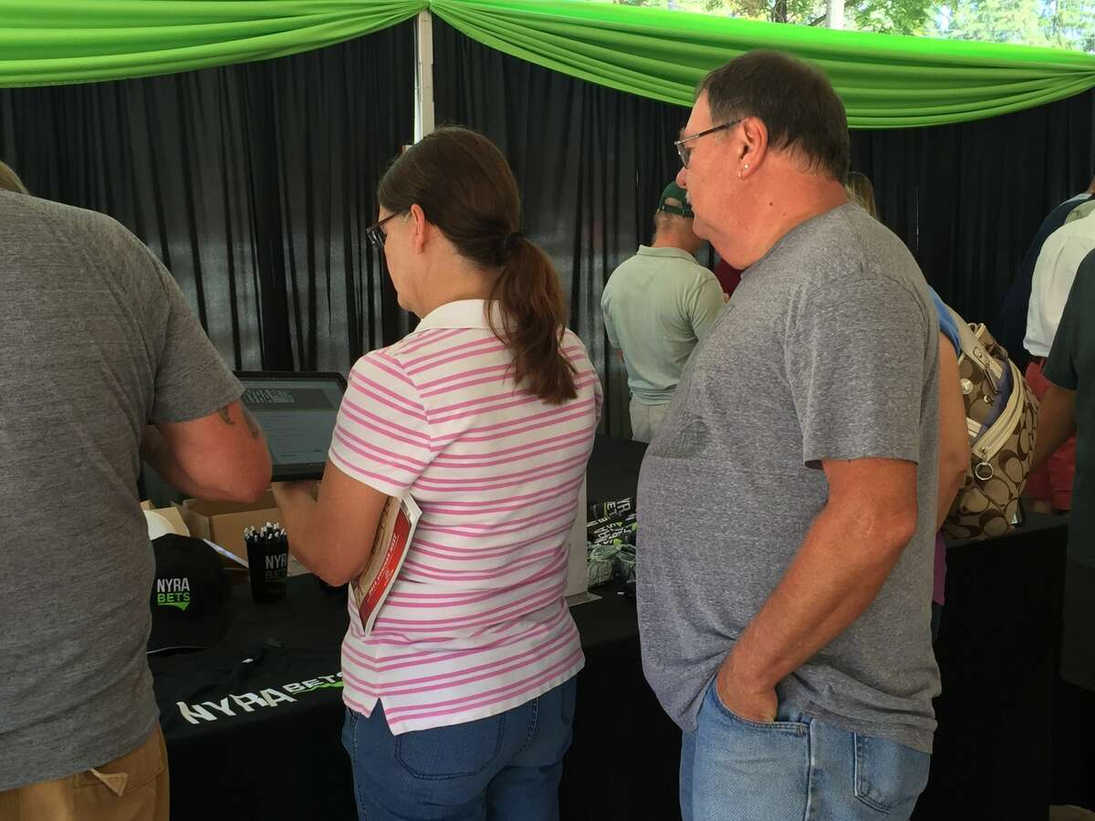 Were you Seen at the NYRA Bets Lounge at the Saratoga Race Course in Saratoga Springs on Saturday, Aug. 20, 2016?