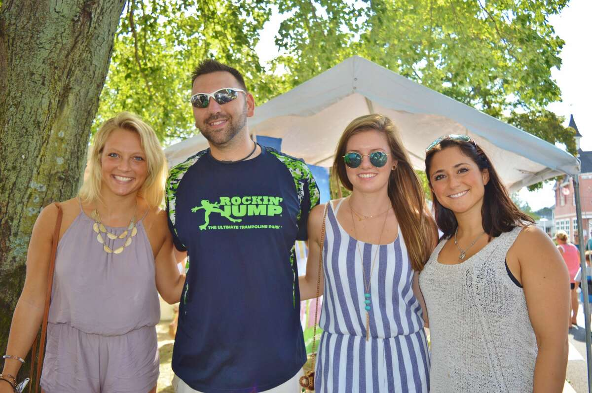 The 42nd annual Milford Oyster Festival was held at Fowler Field on August 20, 2016. For the first time in the festival?'s history, the stage welcomed two band this year: Blue Oyster Cult and The Marshall Tucker Band. Festival goers also enjoyed craft beer and 35,000 oysters. Were you SEEN?