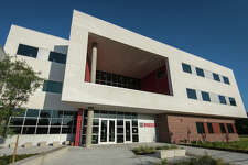 Students at North Houston Early College High School have the opportunity to graduate with an associate's degree. The school is located on Houston Community College's Northeast campus.
