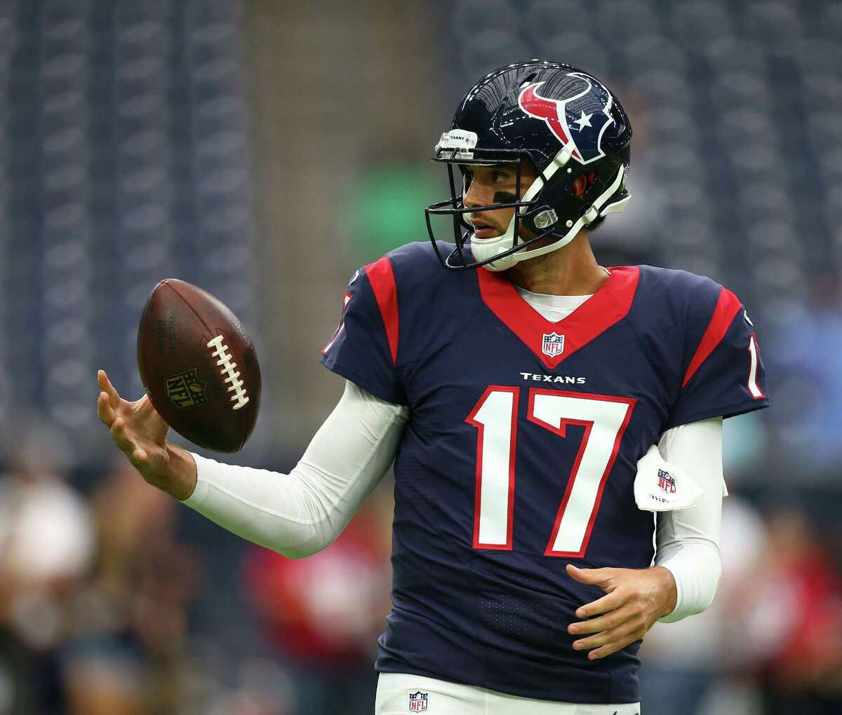 Following a shaky debut a week ago, the Texans' $72 million man demonstrated a lot more command and timing against the Saints. He completed 12 of 19 passes for 124 yards and one touchdown on a perfect fade pass to Will Fuller. He was intercepted on another fade intended for Fuller, rendering this a positive performance that was marred by the turnover. Overall, though, this was an encouraging game for Osweiler.