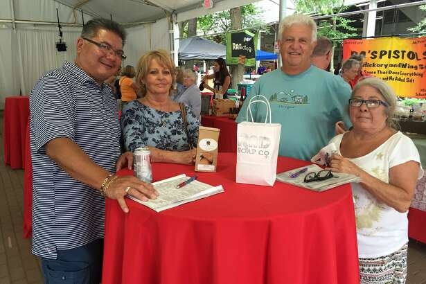 Were you Seen at Taste NY: Food and Artisans at the Saratoga Race Course in Saratoga Springs on Sunday, Aug. 21, 2016?