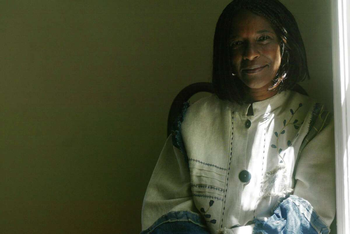 Joyce Carol Thomas won the National Book Award for