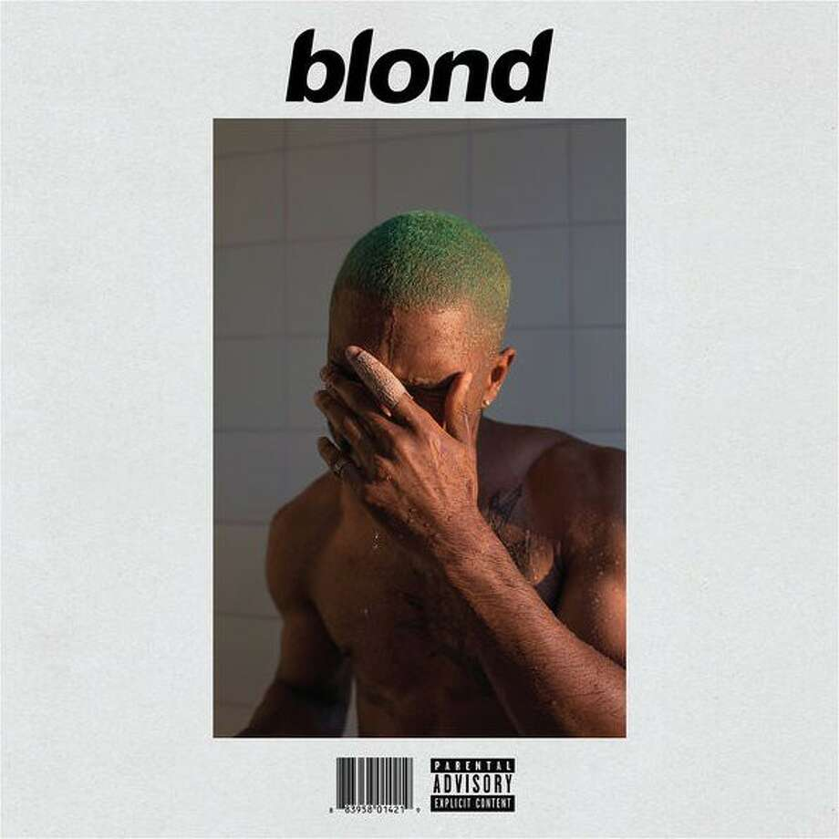 """Frank Ocean released his long-awaited album, """"Blonde,"""" over the weekend. Photo: Album Cover"""