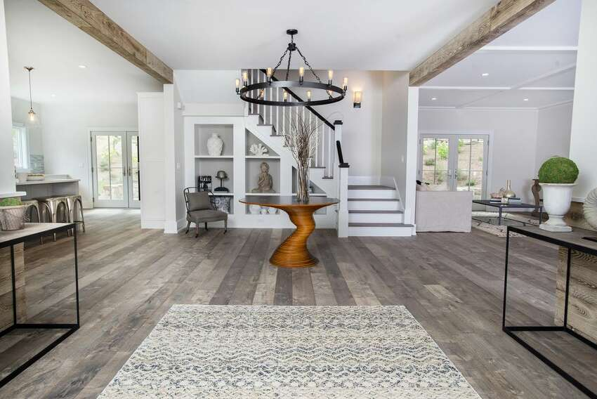 311 Mill Rd, New Canaan, CT 06840 5 beds 5 baths 5,983 sqft Year built: 2016Features: imported French white oak flooring,  cathedral ceiling, oak beams, river views View full listing on Zillow