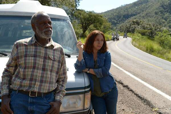 Danny Glover and Maya Rudolph in �Mr. Pig,� directed by Diego Luna.
