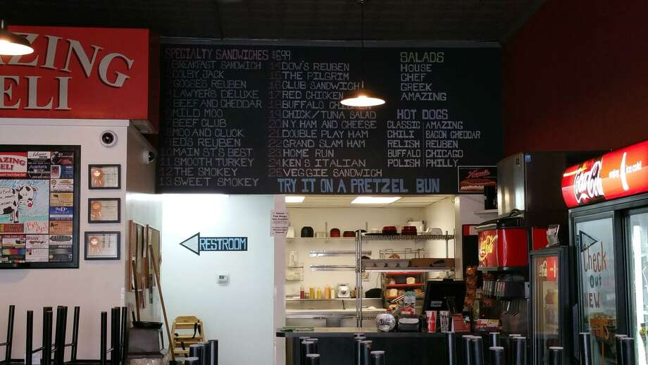 FILE — Amazing Deli Photo: Photo Submitted By TripAdvisor Reviewer Debbie K.