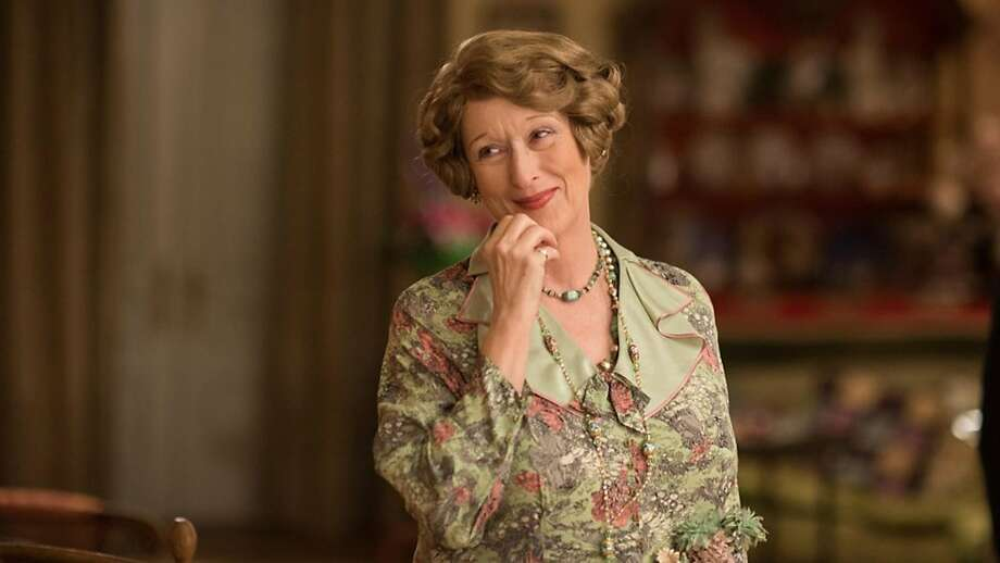 """Meryl Streep in """"Florence Foster Jenkins"""": It wasn't quite that good. Photo: BBC Films, TNS"""