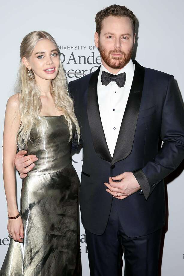 Alexandra Parker, left, and Sean Parker arrive at Sean Parker and the Parker Foundation's Gala Celebrating a Milestone in Medical Research on Wednesday, April 13, 2016, in Los Angeles. (Photo by Rich Fury/Invision/AP) Photo: Rich Fury, Rich Fury/Invision/AP
