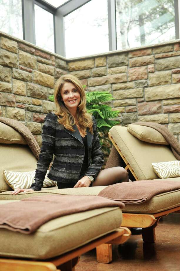 Denise Dubois, owner of Complexions Spa for Beauty and Wellness poses for a photo at her spa on Thursday, Feb. 25, 2016, in Albany, N.Y.  (Paul Buckowski / Times Union) Photo: PAUL BUCKOWSKI / 10035500A