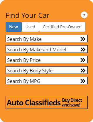 Search for a new or used car on mySA
