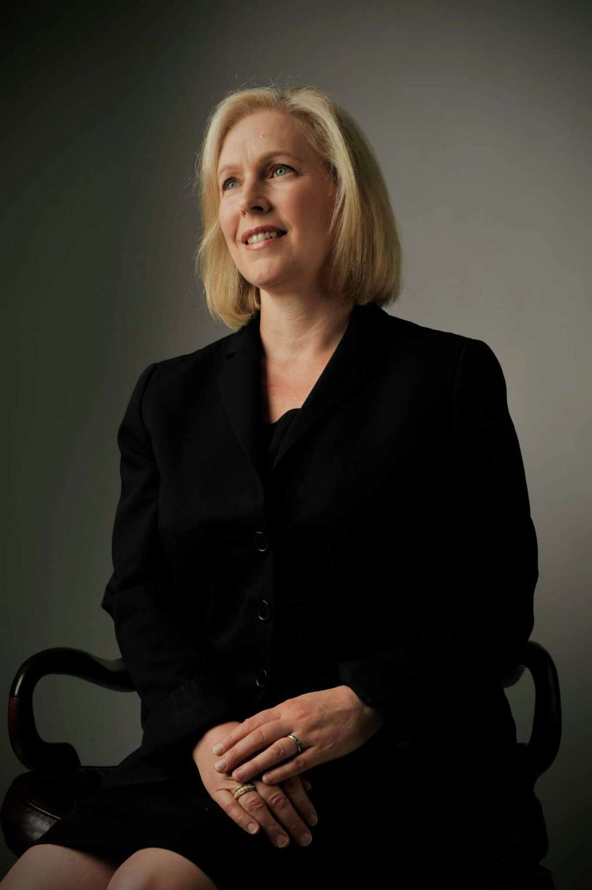 U.S. Senator Kirsten Gillibrand tells Women@Work what it's like to be a woman in the Senate. Read her story, and click through the slideshow to get insights from other female politicians.