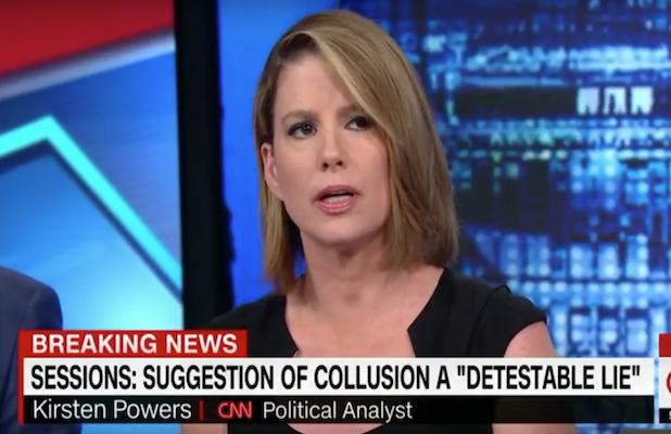 CNN's Kirsten Powers Slams Trump Surrogate Over 'Gendered ...