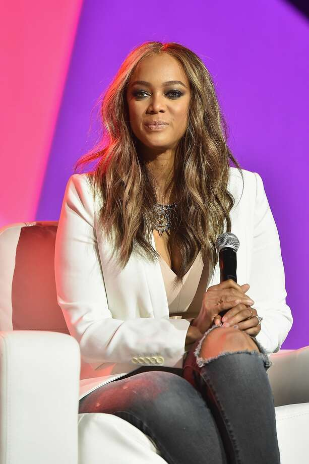 NEW ORLEANS, LA - JULY 02:  Tyra Banks speaks onstage during the 2016 ESSENCE Festival presented By Coca-Cola at Ernest N. Morial Convention Center on July 2, 2016 in New Orleans, Louisiana.  (Photo by Paras Griffin/Getty Images for 2016 Essence Festival) Photo: Paras Griffin, Getty Images For 2016 Essence Festival
