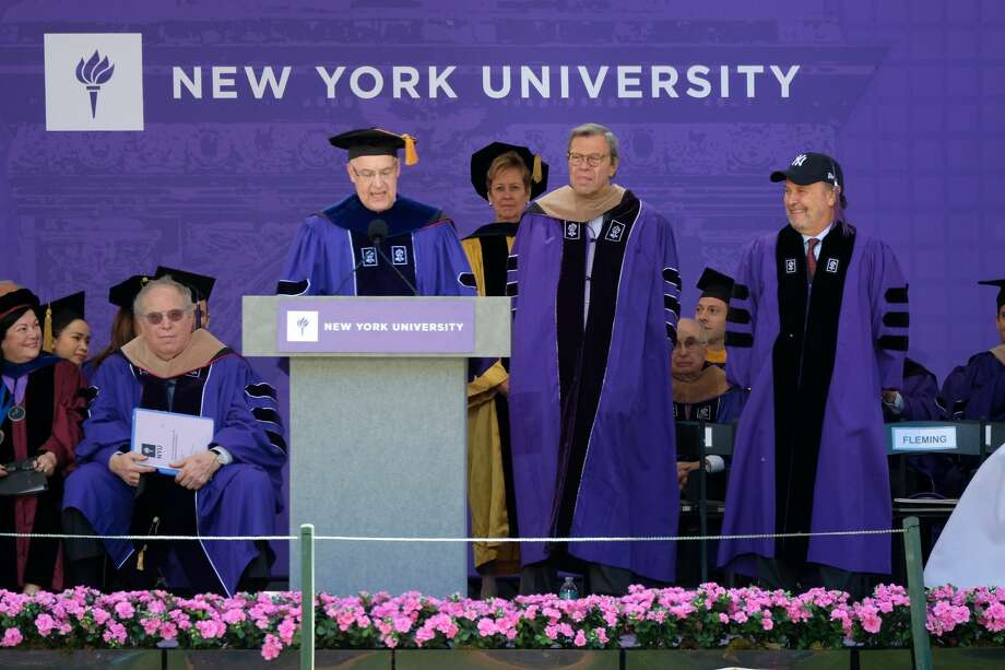 14. New York University U.S. News business school rank: 12 (tie)Average debt for 2016 graduates: $115,861Starting salary for 2016 graduates: $120,924Salary-to-debt ratio: 1.0 Photo: D Dipasupil/Getty Images