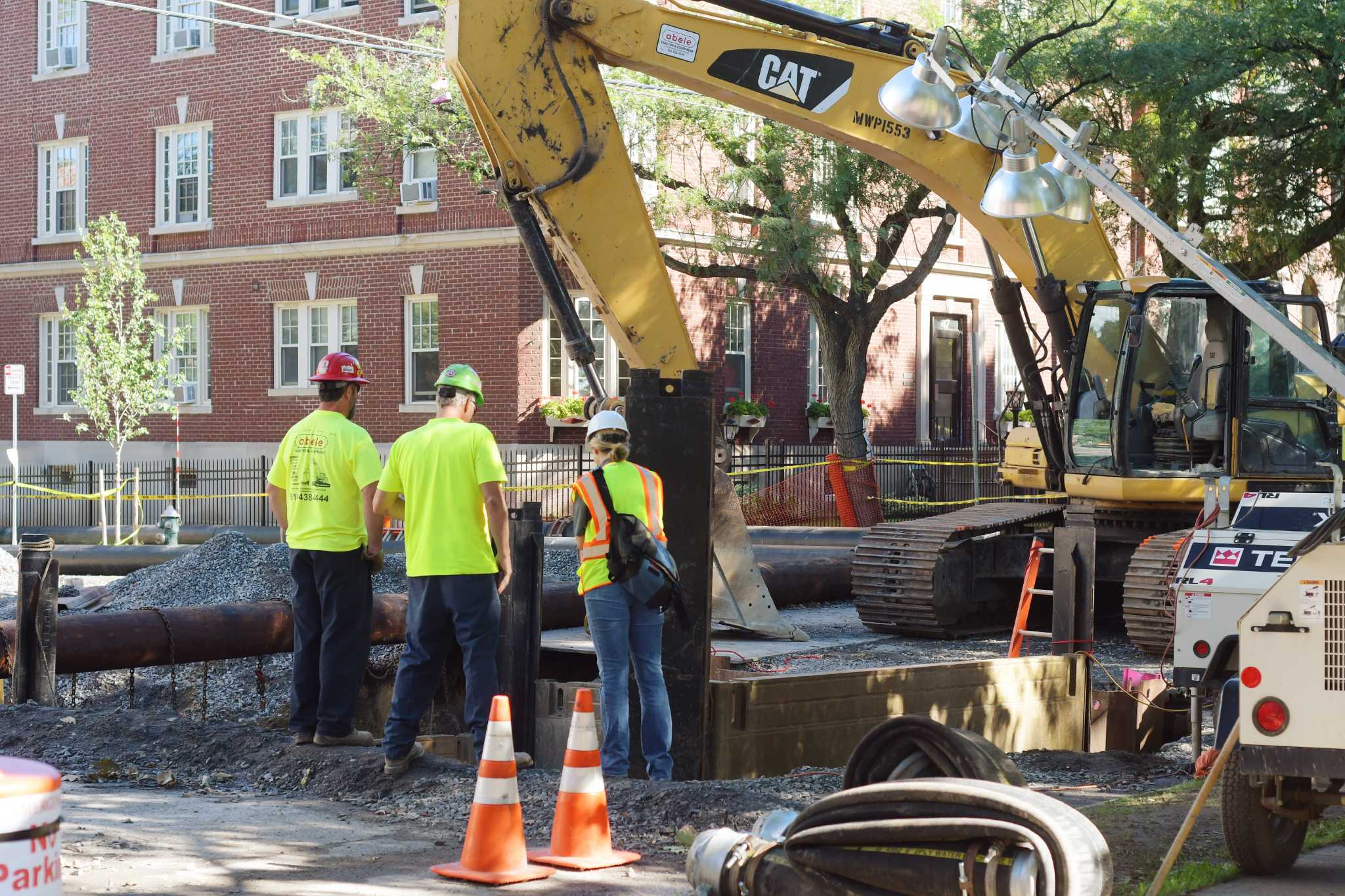 Albany: Next stage of S. Lake Ave. work to begin - Times Union