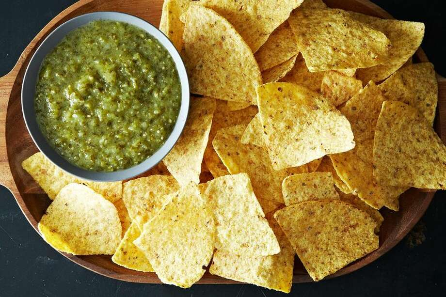 Free chips and salsa: A Houstonian's birthright. Photo: Food52.com