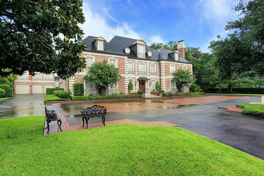 The home at 1821 River Oaks Blvd. is back on the market. Photo: Houston Association Of Realtors