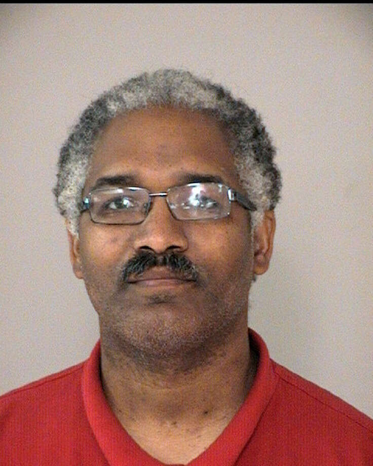 Joe Cephas Ross, a teacher's aide at Pink Elementary School in the Lamar school district, was arrested at his Richmond apartment. Photo: Fort Bend County Sheriff's Office