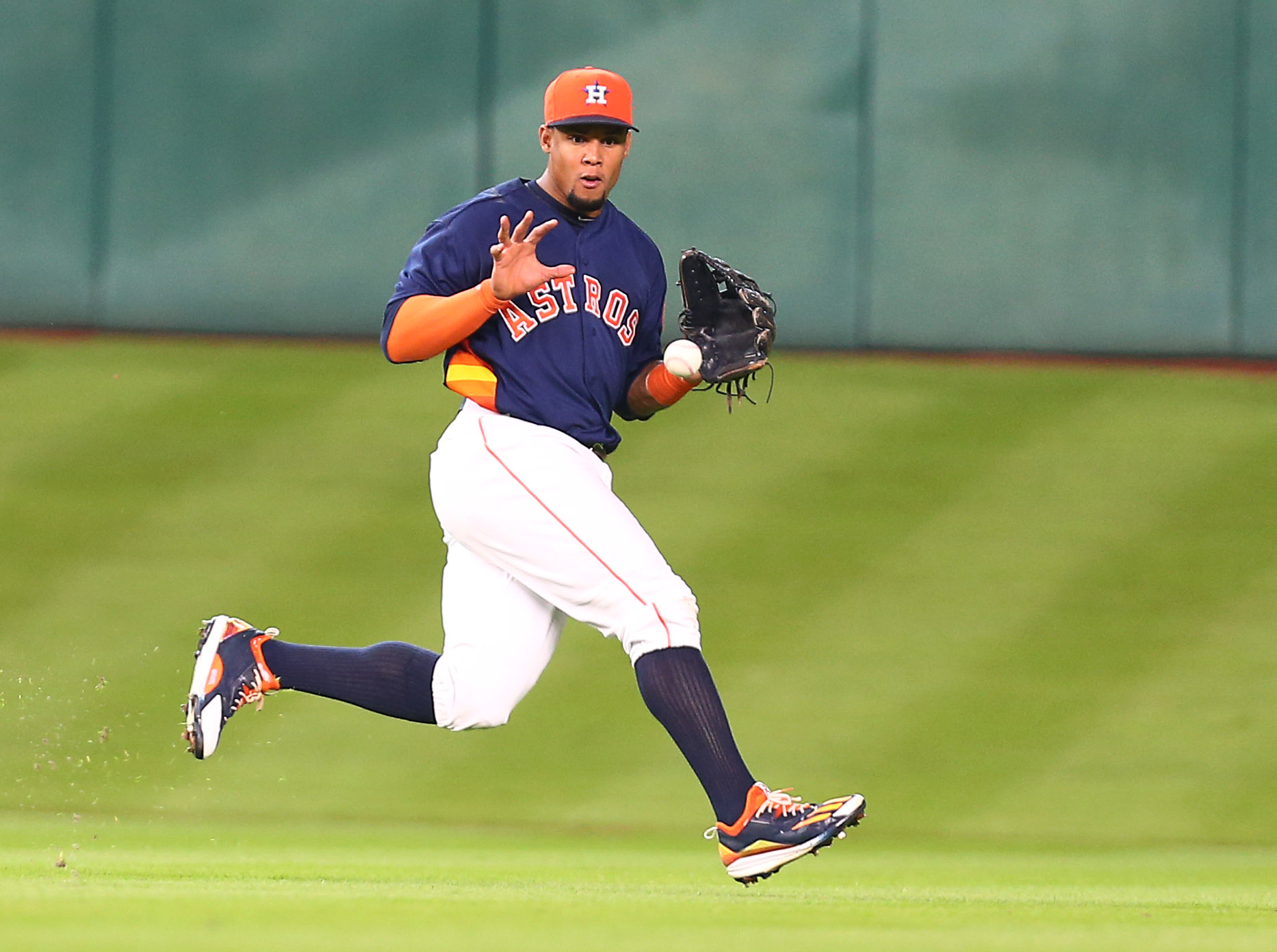 Former Astro Carlos Gomez likely to start in left field ...