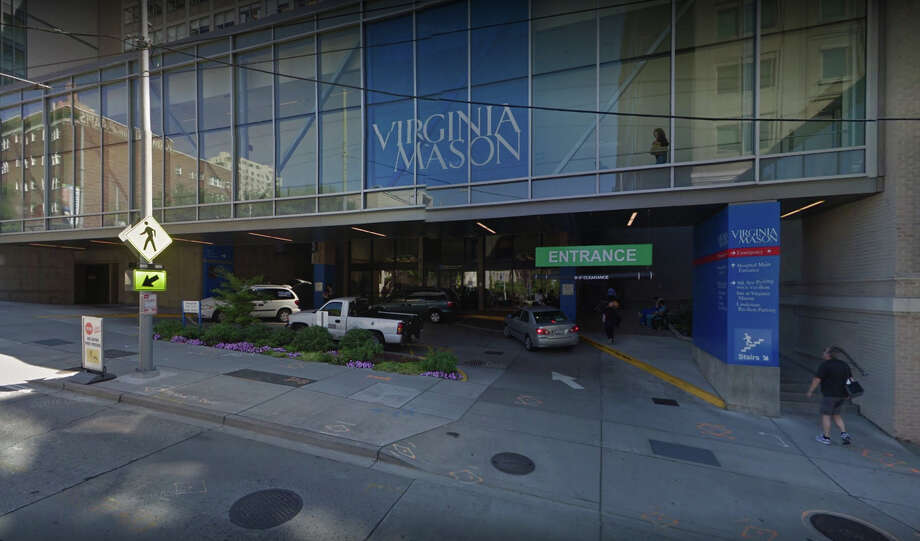 Four employees and a patient at Virginia Mason Medical Center in Seattle have tested positive for the coronavirus that causes COVID-19, officials said. Photo: Google Street View