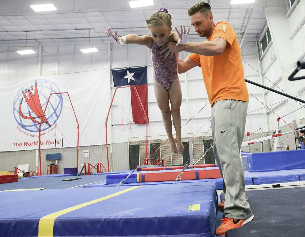 new wave young gymnasts want to be the next simone biles