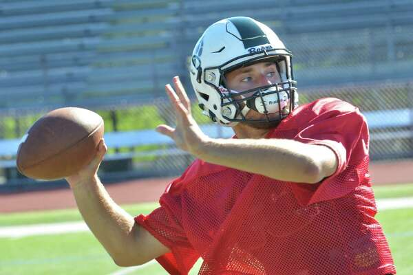 Norwalk quarterback Kristhjan Frrokaj returns and will battle AJ Hall for the starting position.