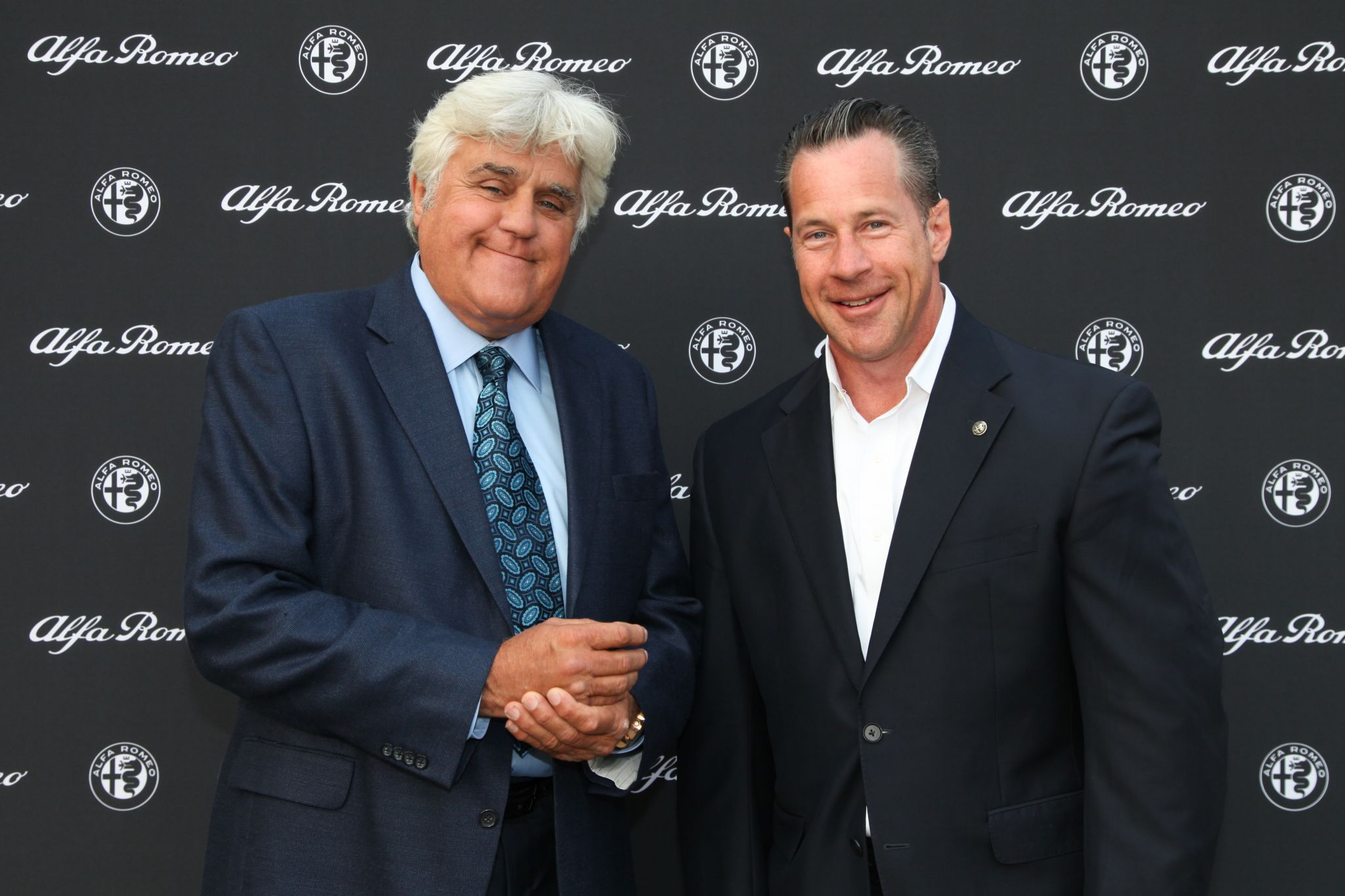 CA: The Hollywood Reporter, Alfa Romeo and Jay Leno Celebrate Monterey Car Week