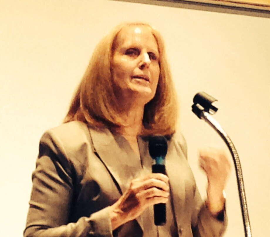 Westport Schools Superintendent Colleen Palmer Photo: Linda Conner Lambeck / Linda Conner Lambeck