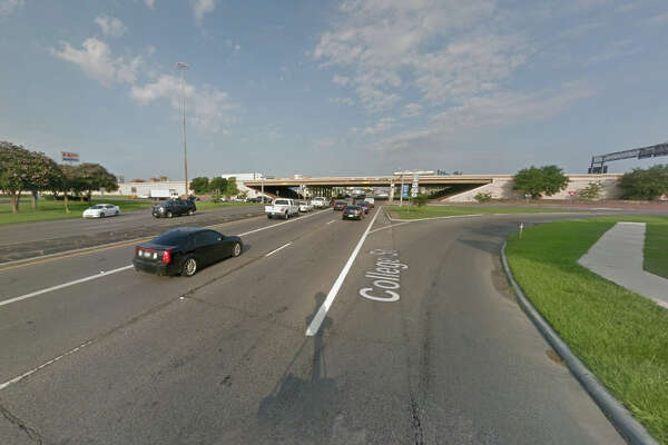 College Street at Interstate 10   Crashes: 111   Injuries: 69   Deaths: 0   Score: 96      College at Interstate 10   Crashes: 54   Injuries: 14   deaths: 0   Score 96