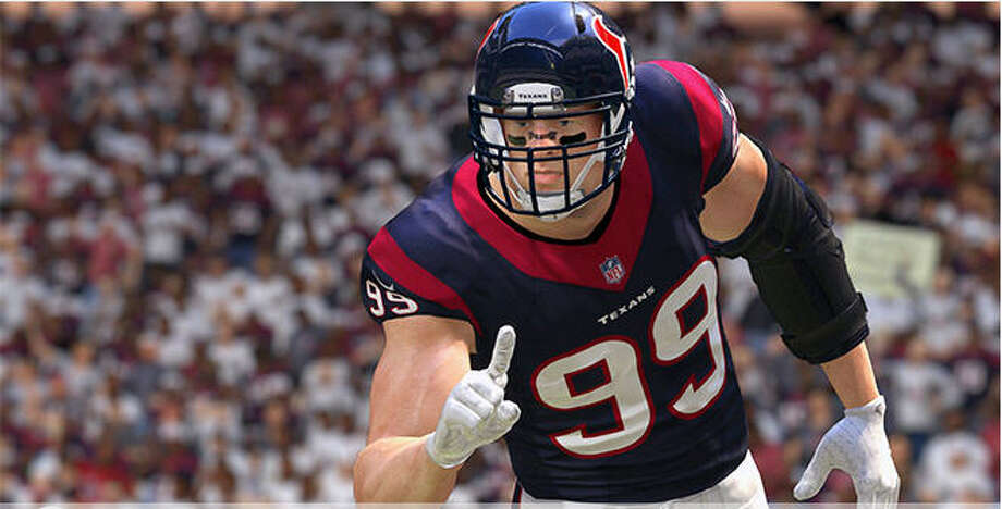 PHOTOS: The video game ratings for Texans players in the upcoming Madden 19 The Texans' J.J. Watt is ranked as the second-best defensive end in the league by EA Sports' Madden 19. Browse through the photos above for the Madden 19 ratings of Houston Texans players. Photo: EA Sports