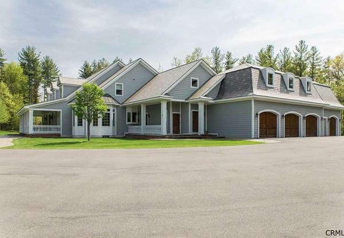 $2,250,000 . 47 Talon Dr., New Scotland, NY 12159.10,000 square feet.View listing.