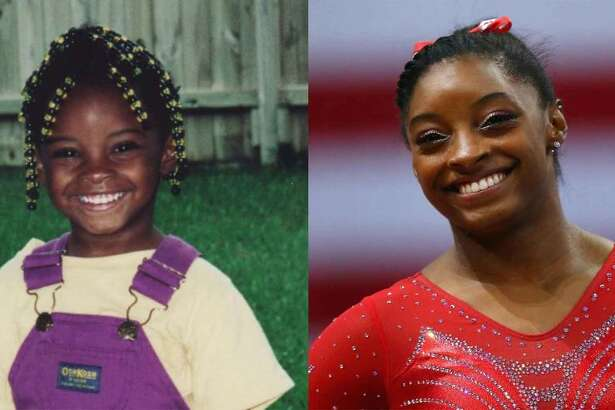 SIMONE BILES, GYMNASTICS   2016 event: Biles will compete in the women's all-around gymnastics finals along with teammate Aly Raisman.