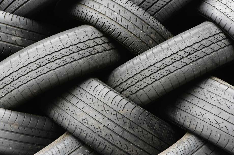 A Tyler-area car dealership discovered Sunday, Aug. 21, 2016, that thieves had taken the wheels and tires off 48 vehicles. Police, who are on the hunt, estimate that the thieves got away with nearly $250,000 in merchandise. Photo: Ron Koeberer/Getty Images/Aurora Creative
