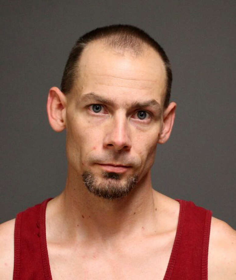 Cory Tyler, 38, is being sought by police for first-degree assault.  Tyler is known to frequent the Bridgeport, Conn. area. Photo: Contributed Photo / Contributed Photo / Connecticut Post Contributed
