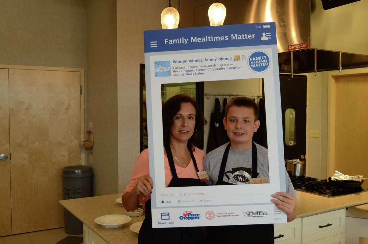 Family Mealtimes? Matter is a joint educational opportunity with Cornell Cooperative Extension and Price Chopper, will have events in select Price Chopper/Market 32 stores from 10 a.m.- ?2 p.m., Sept. 17
