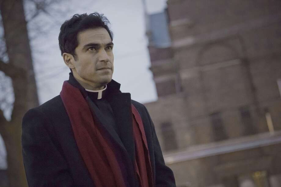 "This image released by Fox shows Alfonso Herrera in a scene from ""The Exorcist,""  premiering Friday, Sept. 23. Photo: Chuck Hodes, Associated Press"