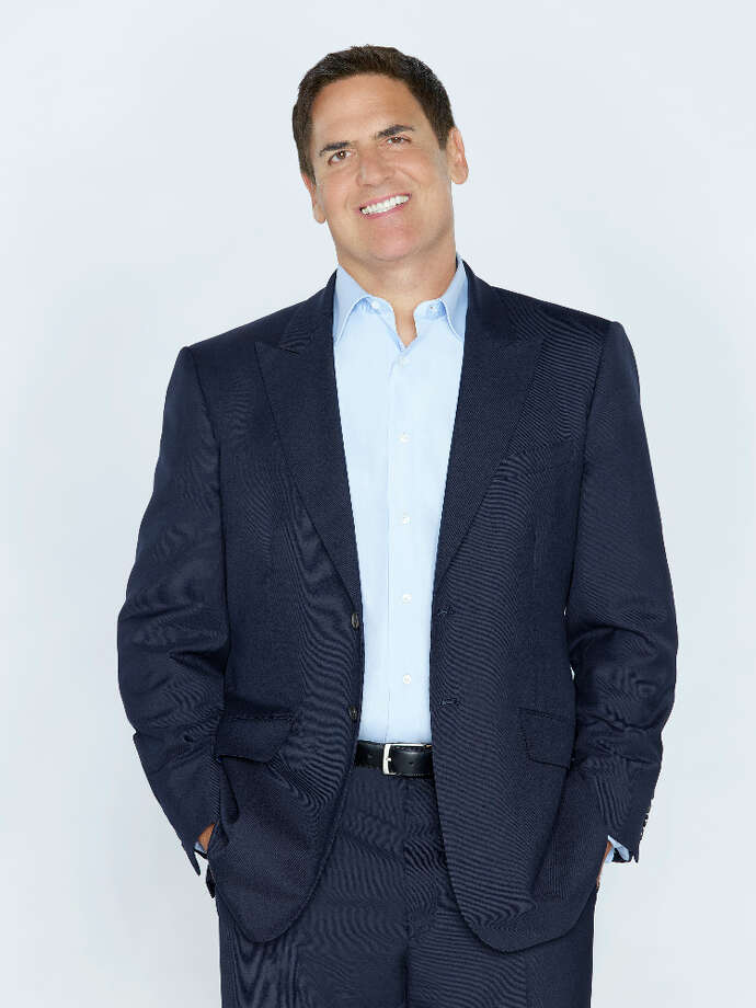 'Shark Tank' star Mark Cuban, known for his Spurs bashing, actually said something nice about Tim Duncan, at an ABC party during the 2016 Television Critics Association summer tour. Photo: Bob D'Amico, ABC / ABC/Bob D'Amico / © 2015 American Broadcasting Companies, Inc. All rights reserved.