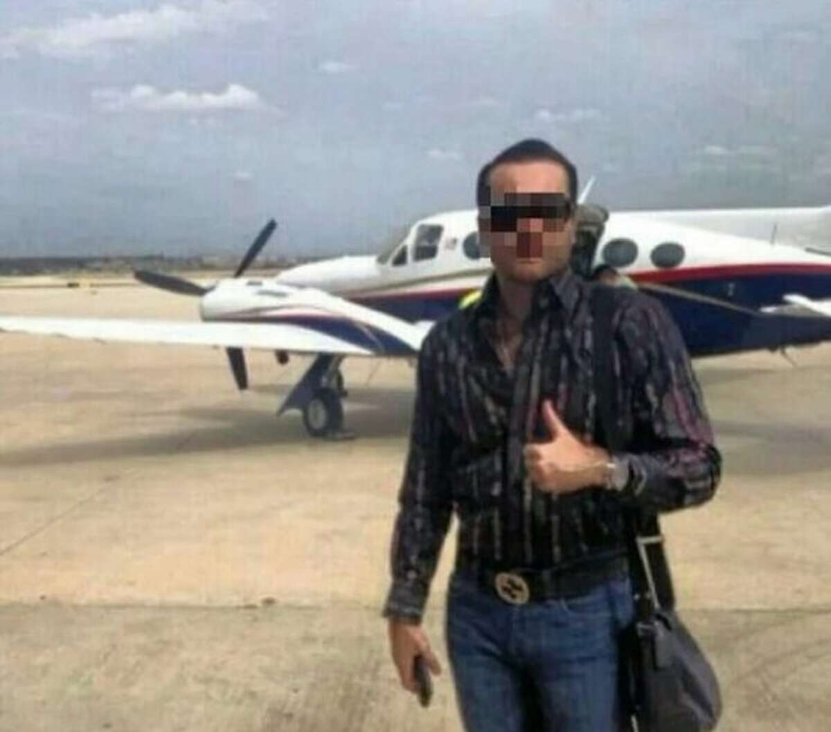 Ivan Guzman, a son of the infamous drug lord Joaquin