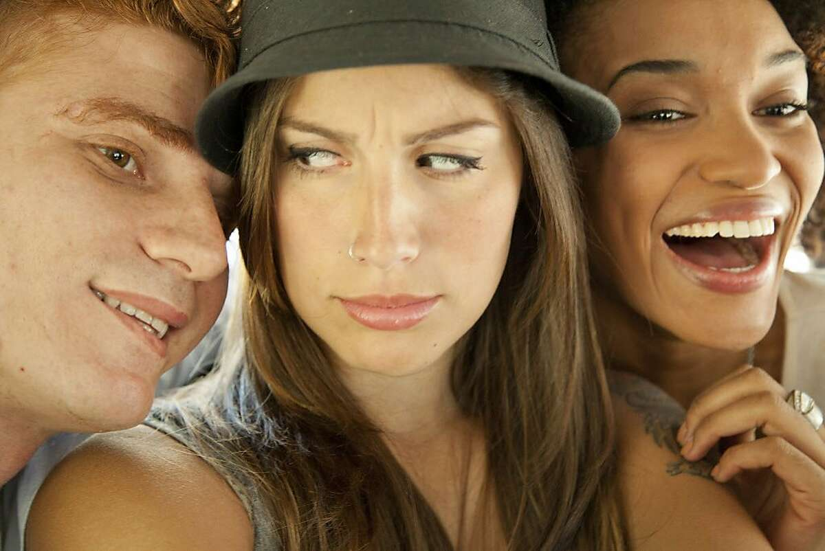 Dear Abby: Best friend suggested menage a trois; I'm shocked
