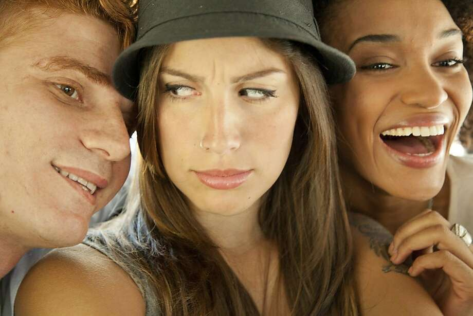Dear Abby: Best friend suggested menage a trois; I'm shocked  Photo: JAG IMAGES, Getty Images/Cultura RF