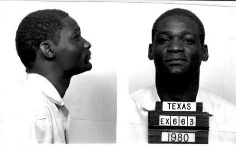 Bobby James Moore is on death row for the shooting death of James McCarble during a grocery store robbery on April 25, 1980. Photo: Texas Department Of Criminal Justice