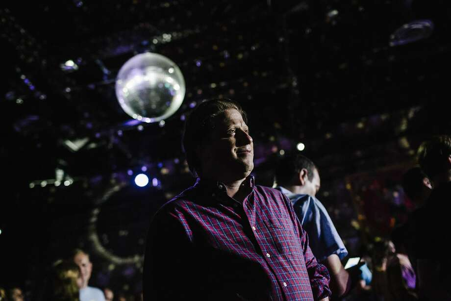 Peter Shapiro, a promoter and entrepreneur, is the force behind Fans.com. Photo: MARK ABRAMSON, NYT