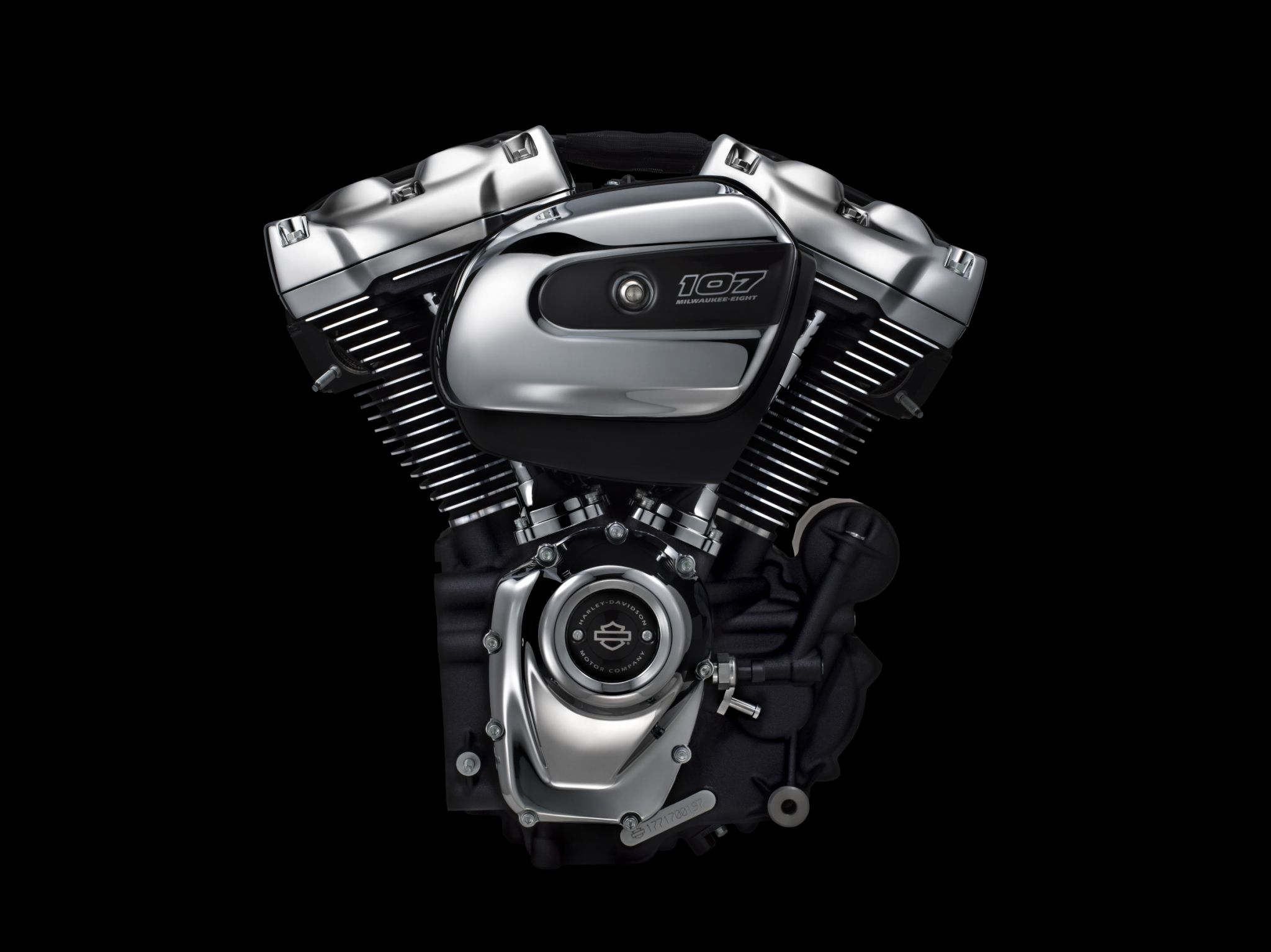 Harley-Davidson launches Milwaukee-Eight V-twin, first major engine redesign since '98