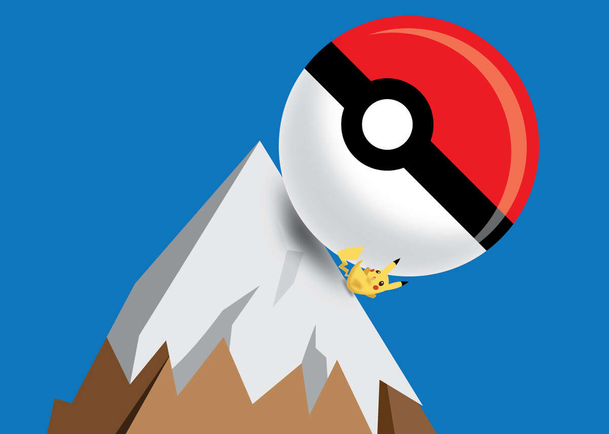 Has Pokemon Go gone over the hill with its popularity?