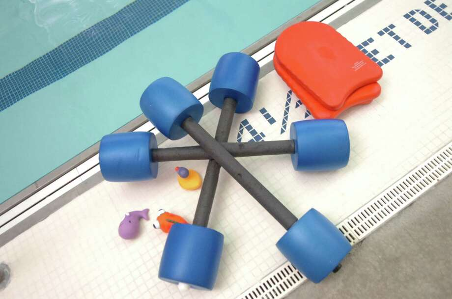 The YWCA and its pool will be closed for two weeks for routine maintenance. Photo: Helen Neafsey / ST / Greenwich Time